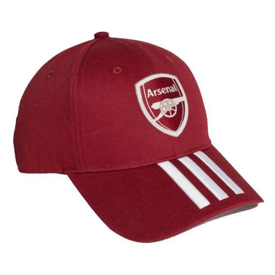 Arsenal Red Baseball Cap