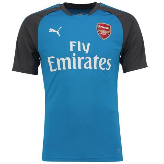 Arsenal Kids Training Jersey 2017/18 (Blue)