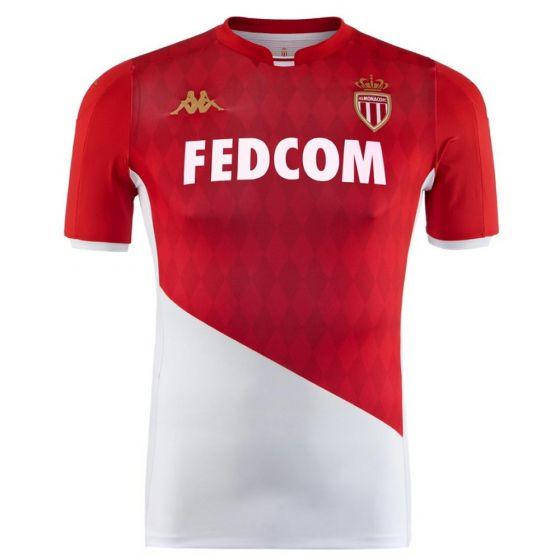 AS Monaco Home Football Shirt 2019/20