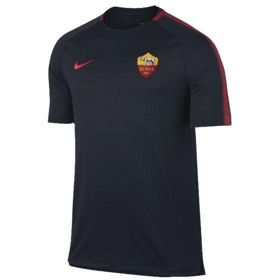 AS Roma Navy Training Jersey 2017/18
