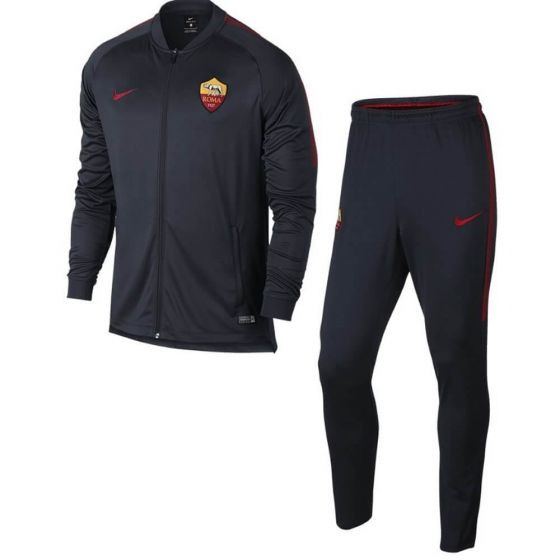 AS Roma Kids Presentation Suit 2017/18