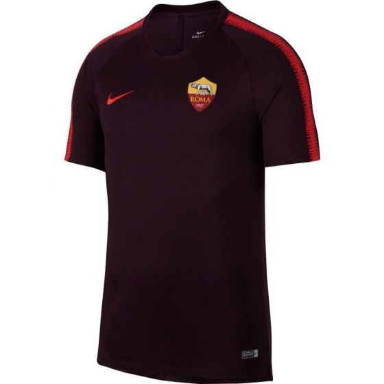 AS Roma Nike Burgundy Squad Training Jersey 2018/19 (Adults)
