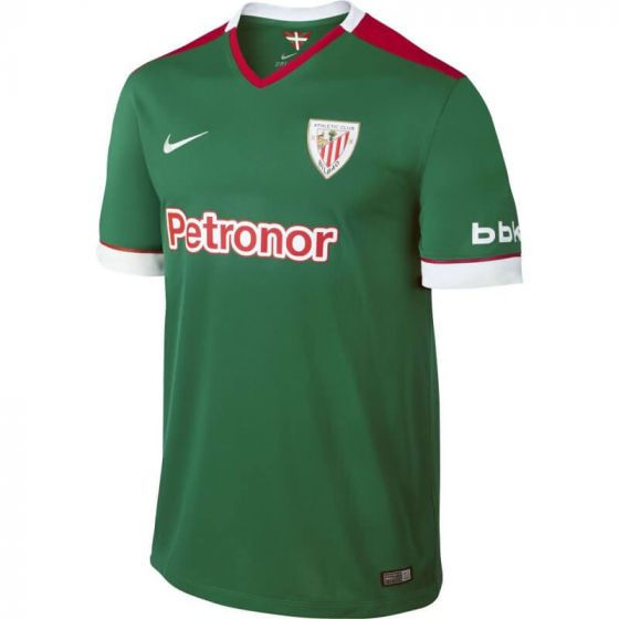 Athletic Bilbao Kids (Boys Youth) Away Jersey 2014 - 2015