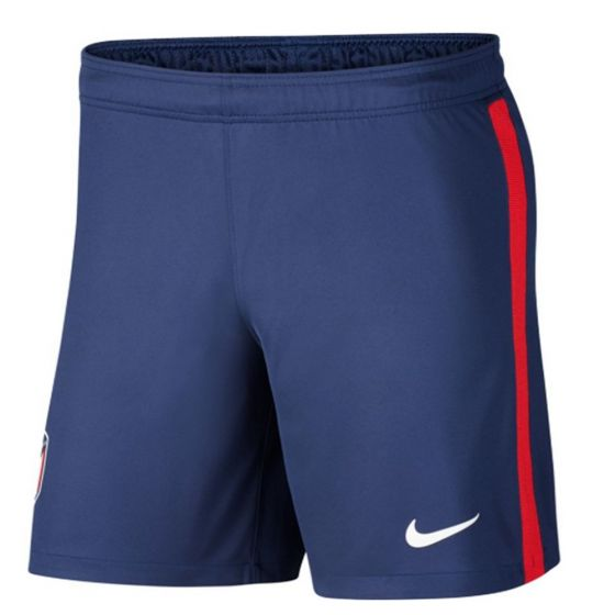 Atletico Madrid Home Shorts 2020/21