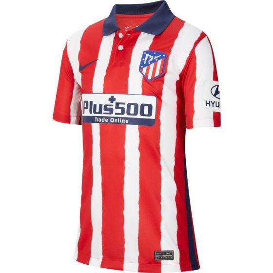Atletico Madrid Kids Home Shirt 2020/21
