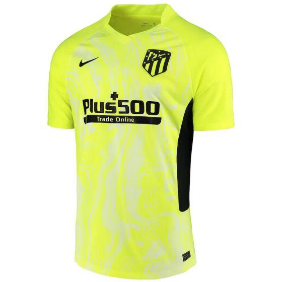 Atletico Madrid Third Shirt 2020/21