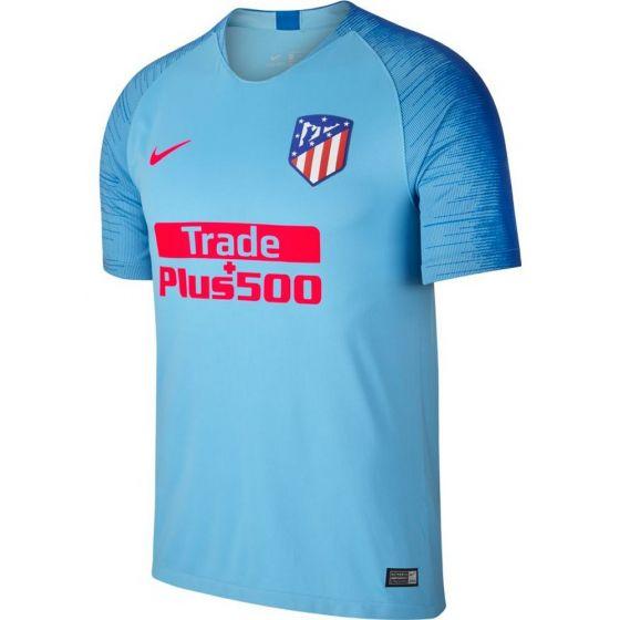 Atletico Madrid Nike Away Shirt 2018/19 (Adults)