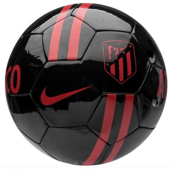 Atletico Madrid black supporters ball 19/20