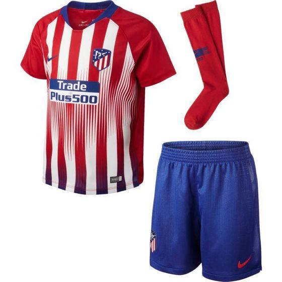 Atletico Madrid Nike Home Kit 2018/19 (Kids)