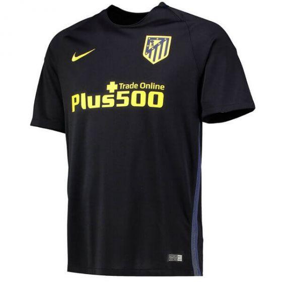 Atletico Madrid Kids Away Football Shirt 2016-17