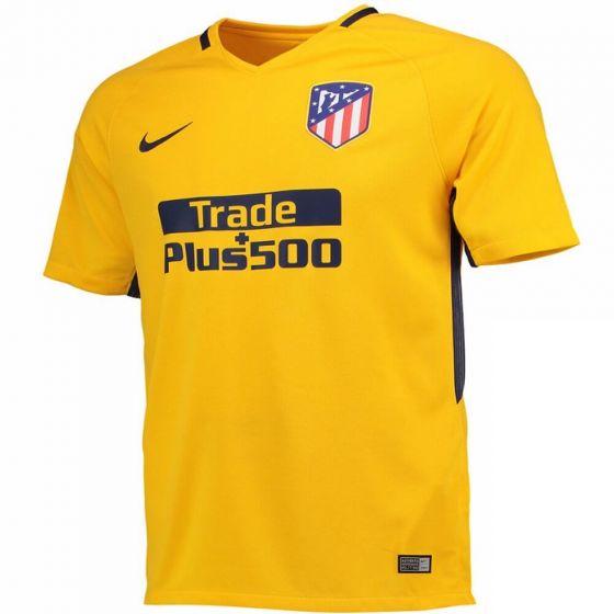 Atletico Madrid Kids Away Shirt 2017/18