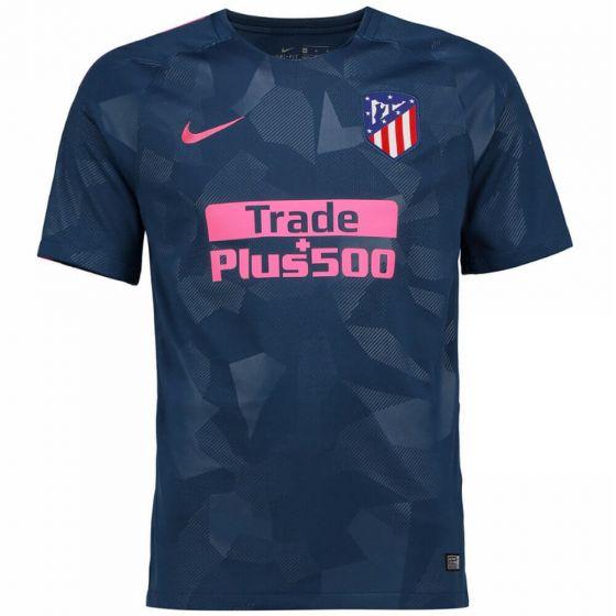 Atletico Madrid Kids Third Shirt 2017/18