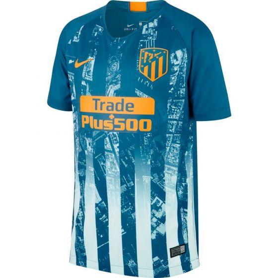 Atletico Madrid Nike Third Shirt 2018/19 (Adults)