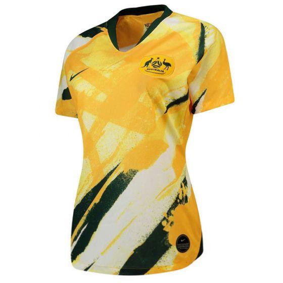 Australia Women's 2019 World Cup Home Shirt