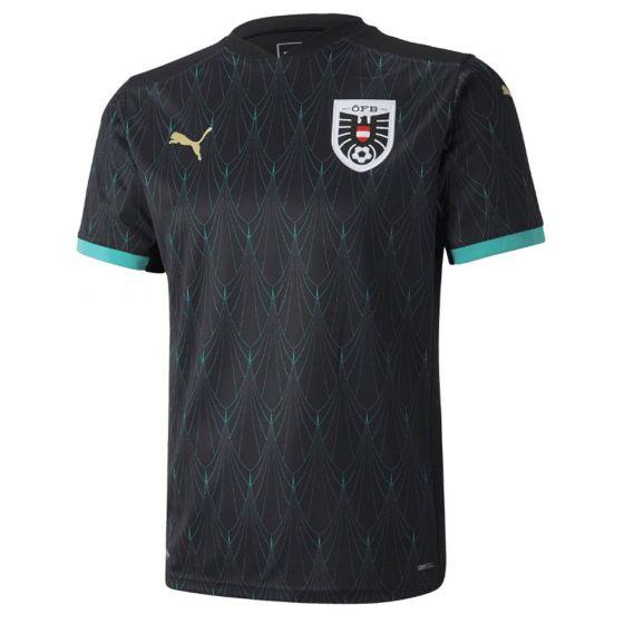 2020/21 Austria Away Football Shirt