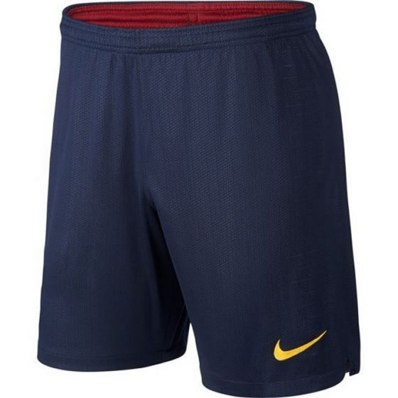 Barcelona Nike Home Shorts 2018/19 (Kids)