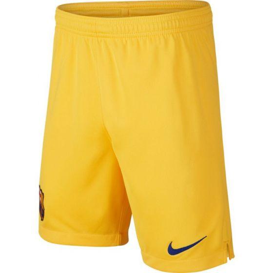 Barcelona Away Football Shorts 2019/20