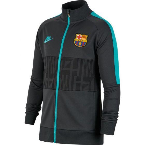 Barcelona Kids Grey I96 Jacket 2019/20