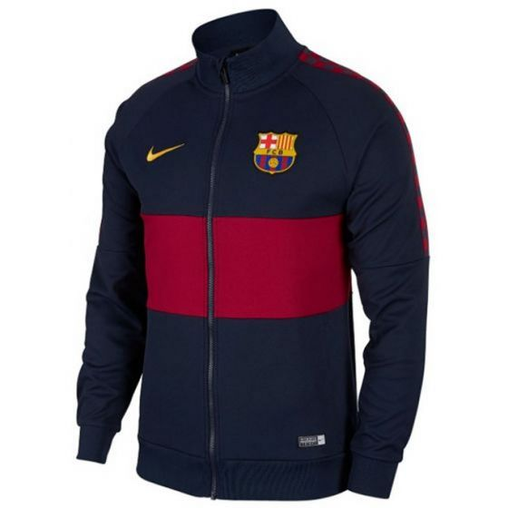 Barcelona Kids Navy I96 Jacket 2019/20