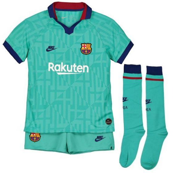 Barcelona Kids Third Kit 2019/20