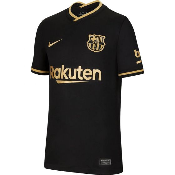 Barcelona Kids Away Shirt 2020/21