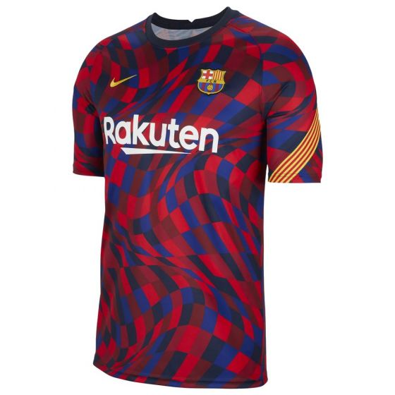 Barcelona Home Pre-Match Jersey 2020/21