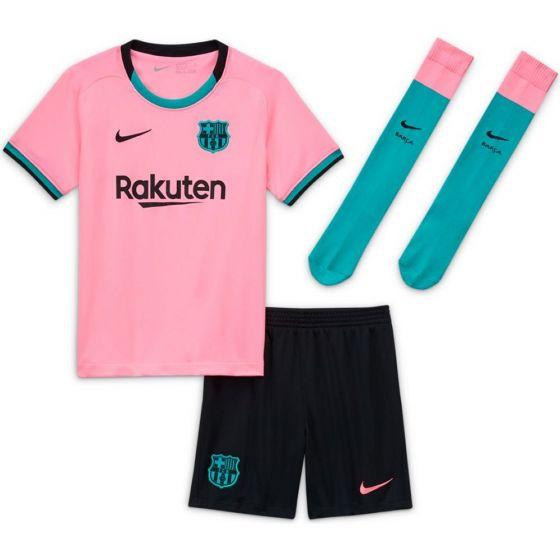 Barcelona Kids Third Kit 2020/21