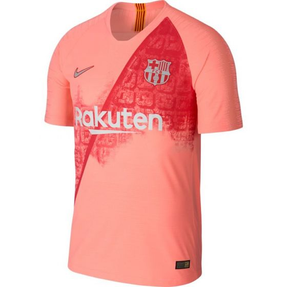 Barcelona Nike Authentic Third Shirt 2018/19 (Adults)