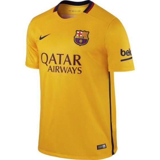 Barcelona Away Jersey 2015/16