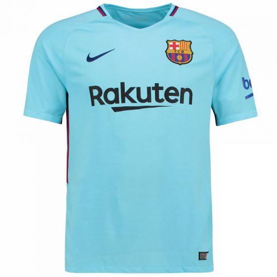 Barcelona Away Shirt 2017/18