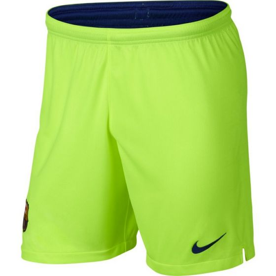 Barcelona Nike Away Shorts 2018/19 (Adults)