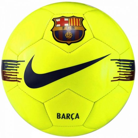Barcelona FC Nike Supporters Football 2018/19 (Volt)