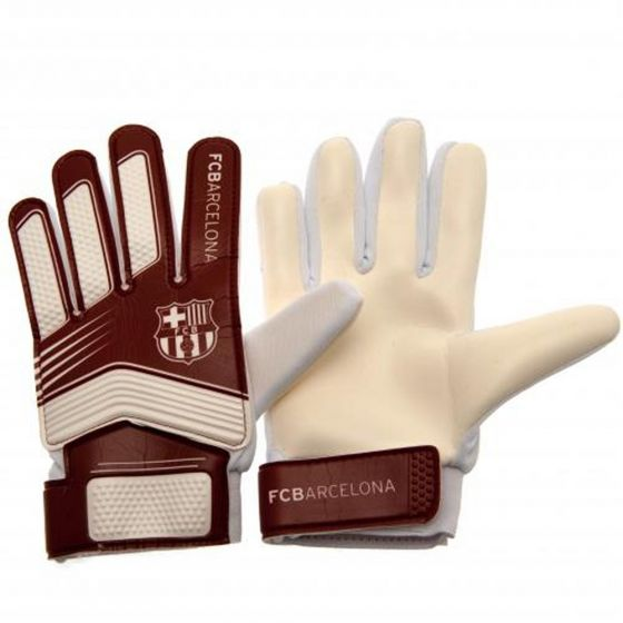 Barcelona Goalkeeper Gloves (Youth)