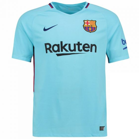Barcelona Kids Away Shirt 2017/18