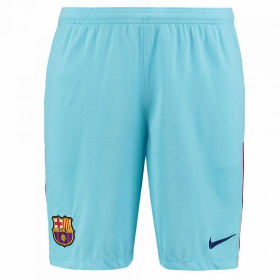 Barcelona Kids Away Shorts 2017/18