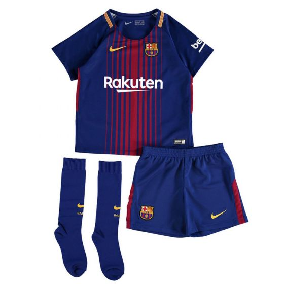 Barcelona Kids Home Kit 2017/18