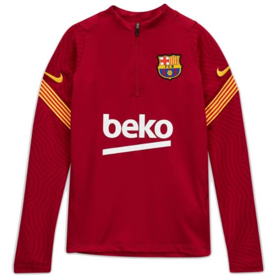 Barcelona red kids drill top 20/21