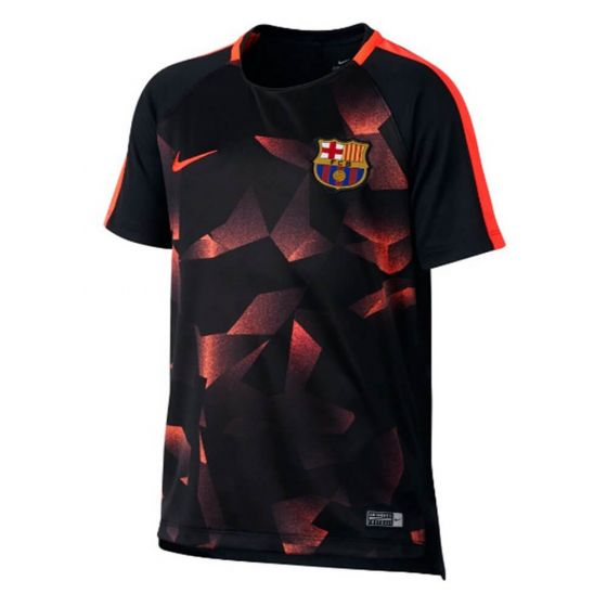 Barcelona Kids Squad Training Jersey 2017/18