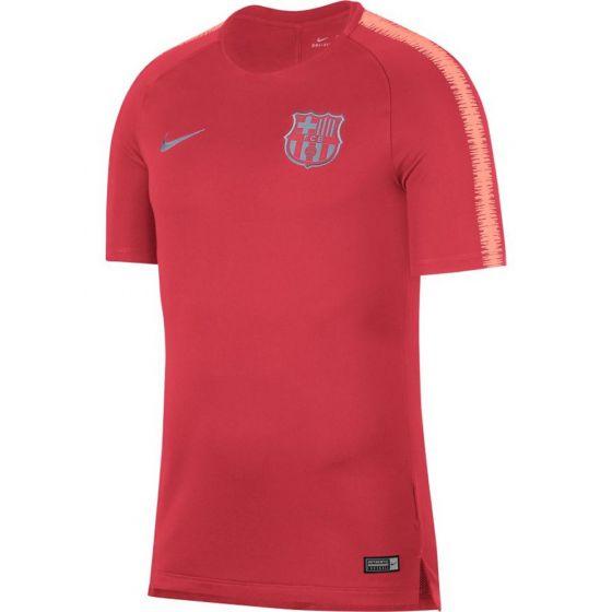 Barcelona Nike Pink Squad Training Jersey 2018/19 (Adults)