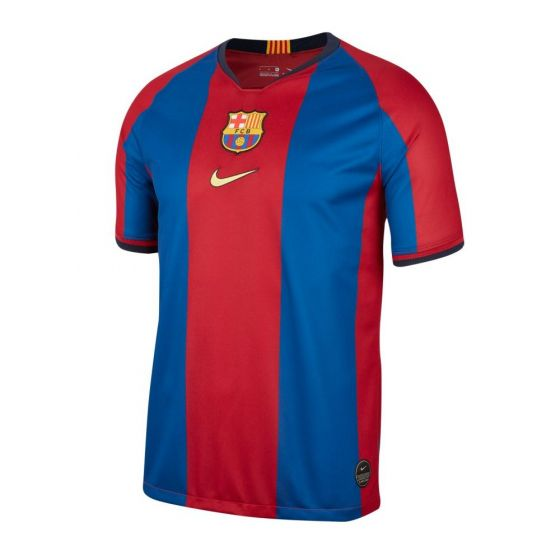 Barcelona Kids 98/99 Celebration Shirt