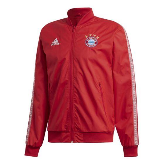 Bayern Munich red anthem jacket 2019/20