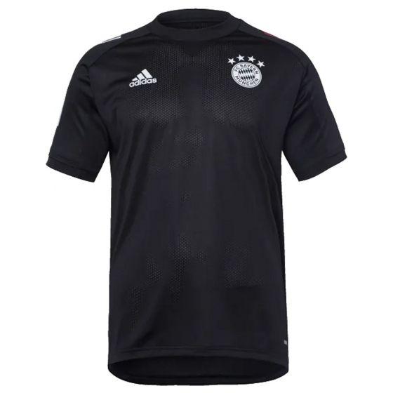 Bayern Munich Black Training Jersey 2020/21