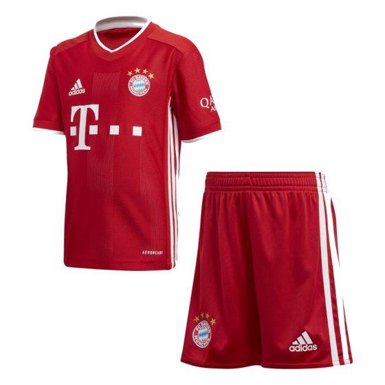 Bayern Munich Kids Home Kit 2020/21