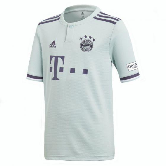 Bayern Munich Adidas Away Shirt 2018/19 (Kids)