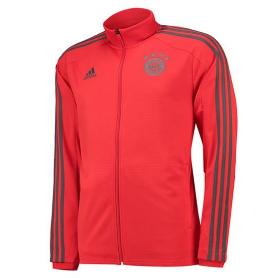 Bayern Munich Adidas Track Jacket 2018/19 (Adults)