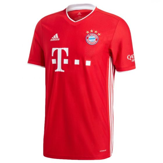 Bayern Munich 2020/21 home shirt