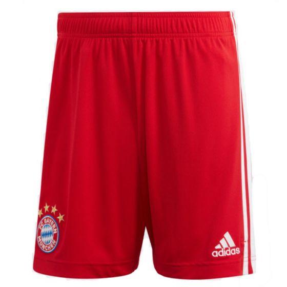 Bayern Munich junior home shorts 2020/21