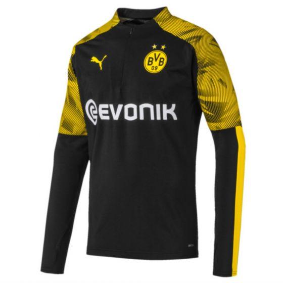 Borussia Dortmund Quarter Zip training top 2019/20