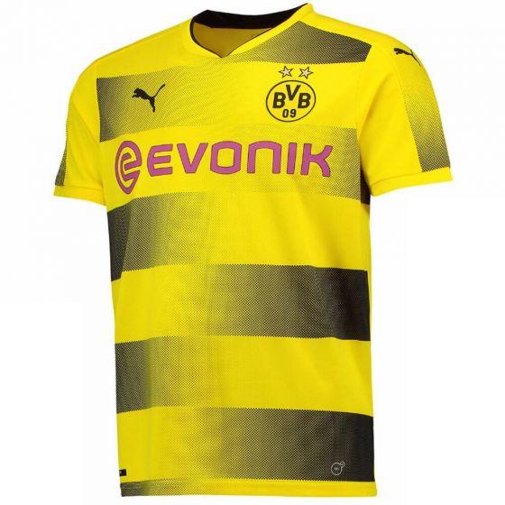 Borussia Dortmund Kids Home Shirt 2017/18