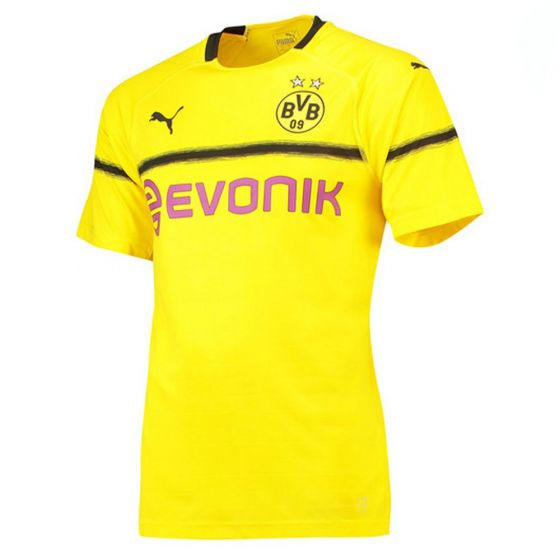 Borussia Dortmund Puma Cup Home Shirt 2018/19 (Adults)